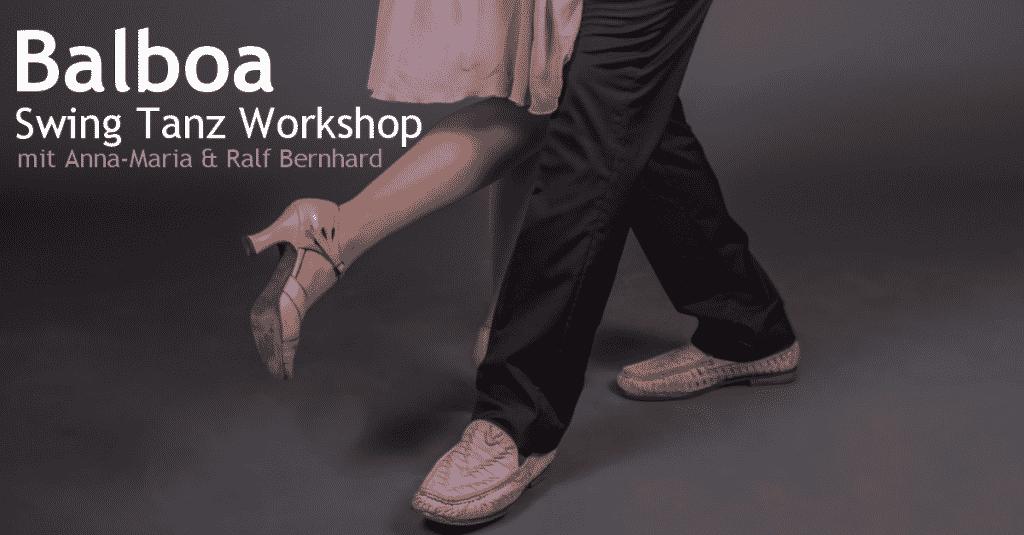 Swing Workshops - Balboa